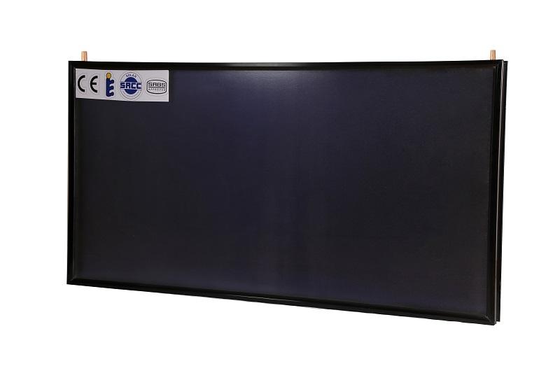 flat plat solar collector